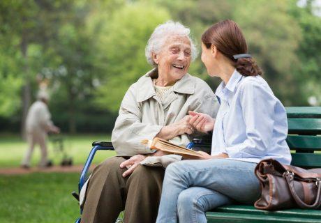 Seniorenbetreuung in der Gemeinde Morbach
