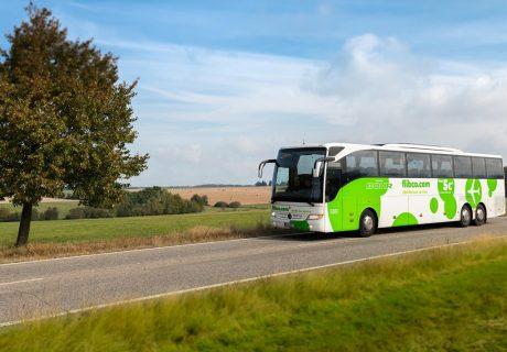 Flibco-Bus - Linie 100 Trier-Morbach-Flughafen Hahn