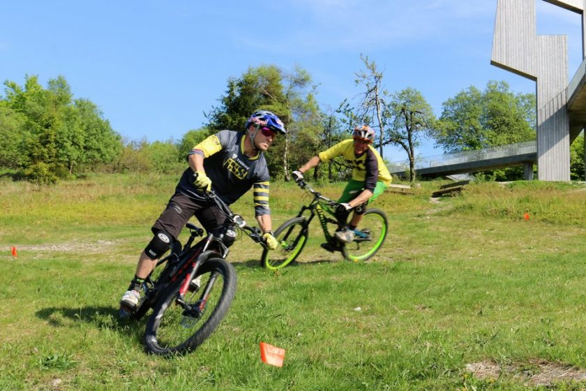 Mountainbike-Trailpark am Erbeskopf geplant