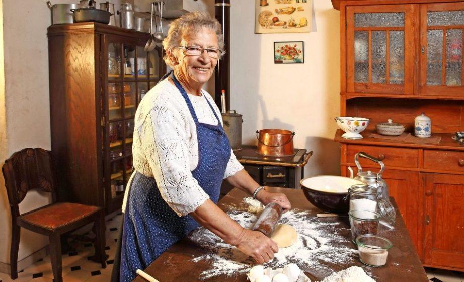 Omas Küche - alte Hunsrücker Rezepte