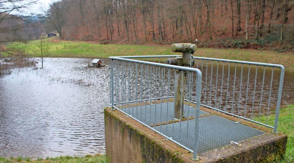 Regenrückhaltebecken Morbach