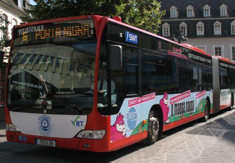 VRT - Verkehrsverbund Region Trier