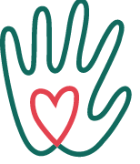 Logo_Geheischnis_zweifarbig_Hand